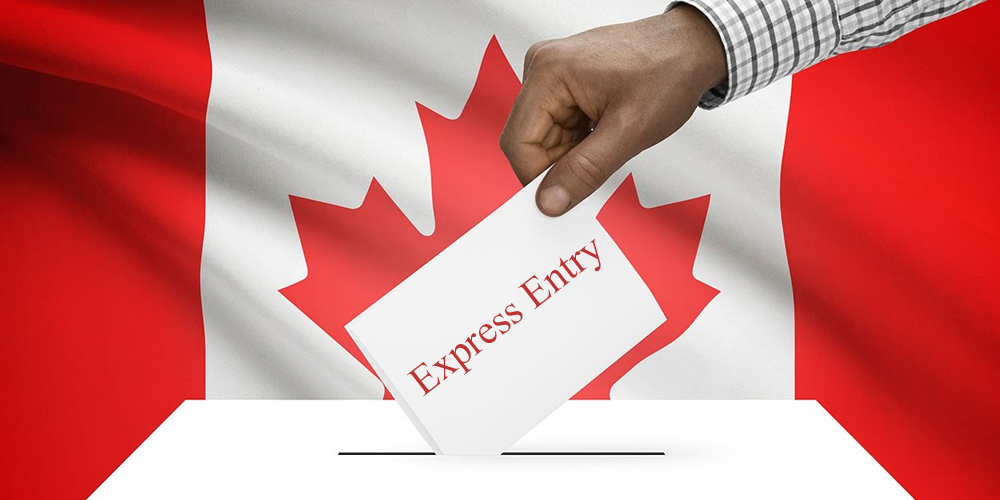 Canada Express Entry Draw update – Biggest ever draw – 4500 Invitations issued