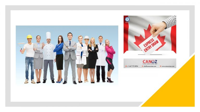 Hurrah for Canadian Experience Class Applicants – CRS Cut – Off 445!