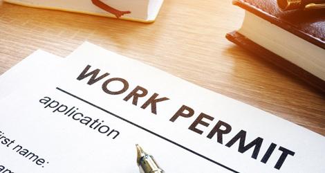 work permit FAQ