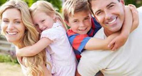 Sponsored Visitor for Parents