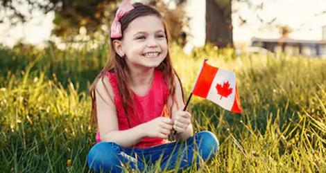 Present in Canada