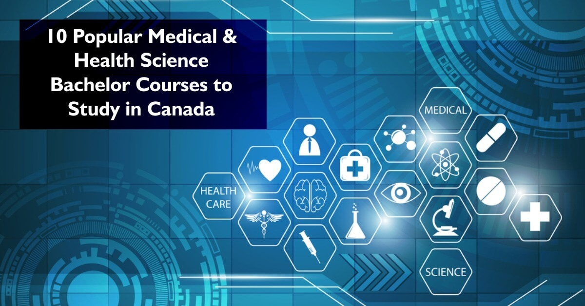 Medical and Health Science Bachelor Courses to Study in Canada